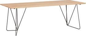 KITE Table 403707700000 Couleur Chêne Dimensions L: 220.0 cm x P: 95.0 cm x H: 76.0 cm Photo no. 1