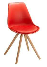 TOTTI Stuhl rot 40234720003016 Bild Nr. 1