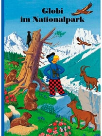 Globi nel Parco Nazionale Libro illustrato 785300159223 N. figura 1