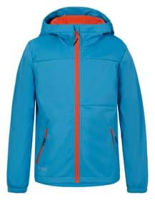 Kars Giacca softshell Icepeak 466848014040 Taglie 140 Colore blu N. figura 1