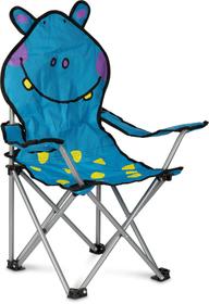 Hippo Sedia da trekking 753019700040 Colore del rivestimento Blu Taglio L: 35.0 cm x P: 35.0 cm x A: 65.0 cm N. figura 1