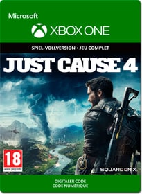 Xbox One - Just Cause 4: Std Edition Download (ESD) 785300141396 Bild Nr. 1