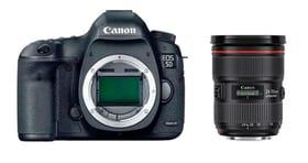 EOS 5D Mark IV + EF 24-70mm 2.8L Kit appareil photo reflex Canon 785300126137 Photo no. 1