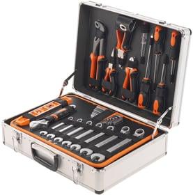 Valigetta portautensili in alluminio Classic 145 pz. Valigetta attrezzi Do it + Garden 601482000000 N. figura 1