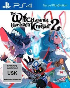 PS4 - The Witcher and the Hundred Knight 2 D Box 785300130708 N. figura 1