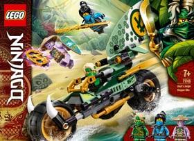 Ninjago 71745 Moto Della Giungla Di LEGO® 748762200000 N. figura 1