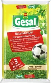 Versorgt den Rasen sicher für bis zu 3 Monate mit allen Nährstoffen, 20 kg Rasendünger Compo Gesal 658233100000 Bild Nr. 1