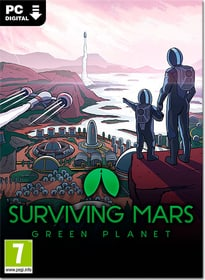 PC - Surviving Mars: Green Planet Download (ESD) 785300144639 N. figura 1