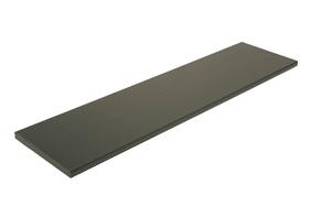 Regalbauplatte Dekor Esche 16 mm Regalbauplatte HolzZollhaus 643019000000 Länge L: 1200.0 mm Dimensionen 16 x 200 mm Bild Nr. 1