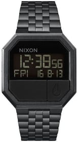 Re-Run All Black 38.5 mm Montre bracelet Nixon 785300136948 Photo no. 1