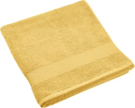 CHIC FEELING Serviette de bain 450872920550 Couleur Jaune Dimensions L: 70.0 cm x H: 140.0 cm Photo no. 1
