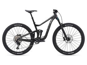 "Intrigue 2 29"" Mountainbike All Mountain (Fully) Liv 463386400320 Farbe schwarz Rahmengrösse S Bild Nr. 1"