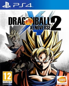 PS4 - Dragon Ball Xenoverse 2 Box 785300121362 N. figura 1