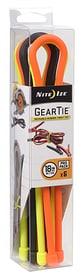 GearTie 18'' ProPack 3 Farben Kabelbinder Nite Ize 612130100000 Bild Nr. 1