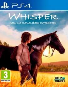 PS4 - Whisper Ari La Cavalière Intrépide F Box 785300142567 Photo no. 1