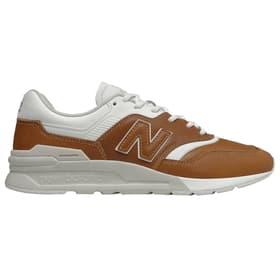 997 Chaussures de loisirs pour homme New Balance 465434440570 Taille 40.5 Couleur brun Photo no. 1