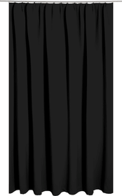 ALASKA Tenda preconfezionata oscurante 430231000020 Colore Nero Dimensioni L: 140.0 cm x A: 245.0 cm N. figura 1