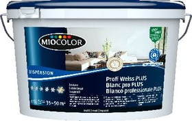 Bianco professionale PLUS 5L Bianco 5 l Miocolor 660786100000 Colore Bianco Contenuto 5.0 l N. figura 1