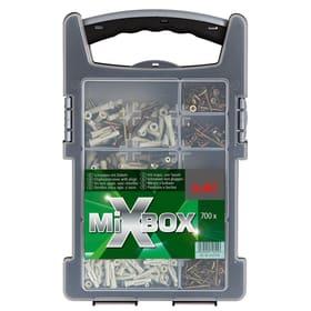 Mixbox Maxi Universalschrauben mit Dübel Set suki 601592300000 Bild Nr. 1