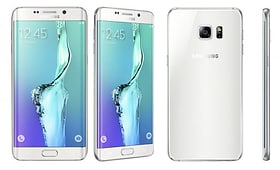 Samsung Galaxy S6 Edge+ 32GB silber Samsung 95110044010015 Bild Nr. 1