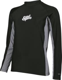 Shirt UVP pour femme Extend 463169103620 Couleur noir Taille 36 Photo no. 1