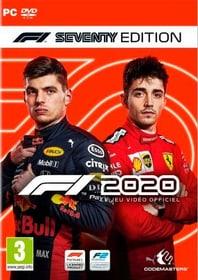 F1 2020 - Seventy Edition Box 785300152923 Sprache Französisch Plattform PC Bild Nr. 1