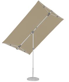 FLEX ROOF 210 x 150 cm Ombrellone Suncomfort by Glatz 753158000081 Colore del rivestimento Talpa N. figura 1