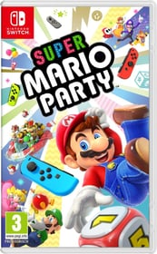 Switch - Super Mario Party Box Nintendo 785300137069 Langue Allemand Plate-forme Nintendo Switch Photo no. 1