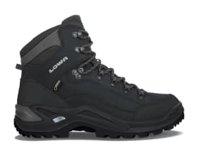 Renegade GTX Mid Chaussures de randonnée pour homme Lowa 473318341020 Couleur noir Taille 41 Photo no. 1