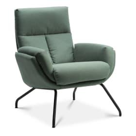 LISIAS Sessel 360440370402 Grösse B: 82.0 cm x T: 88.0 cm x H: 90.0 cm Farbe Grün Bild Nr. 1