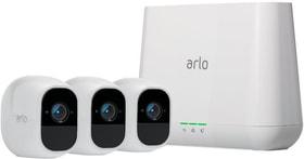Arlo Pro 2 Sicherheitssystem mit 3 Kameras