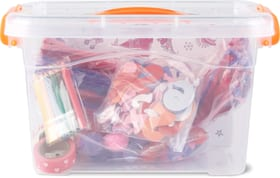 Bastelbox pink 666173600000 Bild Nr. 1