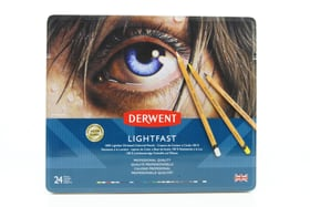 24 Derwent Lightfast-Stifte Pebeo 667039000000 Bild Nr. 1