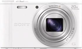 DSC-WX350 Cybershot Kompaktkamera weiss