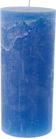 Zylinderkerze Rustico Kerze Balthasar 656207400006 Farbe Aqua Grösse ø: 9.0 cm x H: 20.0 cm Bild Nr. 1