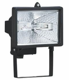 Projecteur halogène 120 W noir