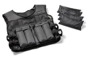 Weighted Vest Gewichtsweste 10 kg Gewichtsweste Tunturi 463023110080 Gewicht 10 Farbe grau Bild-Nr. 1