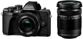 E-M10 III Double Zoom Kit Black Olympus 785300145156 Photo no. 1