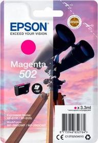 cartuccia d'inchiostro 502 magenta Cartuccia d'inchiostro Epson 798559200000 N. figura 1