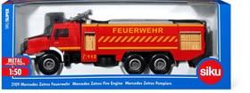 Mercedes Zetros pompieri 1:50 Siku 744276600000 N. figura 1