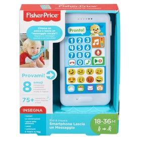 Puppy Smart Phone (IT) Lernspiel Fisher-Price 746399490200 Sprache Italienisch Bild Nr. 1