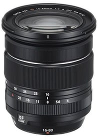 FUJINON XF 16-80mm F4 R OIS WR Objektiv FUJIFILM 785300148203 Bild Nr. 1