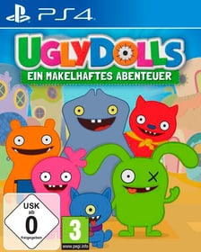 PS4 - UglyDolls: Ein Makelhaftes Abenteuer D Box 785300154390 N. figura 1