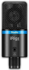 iRig Mic Studio Microfono IK Multimedia 785300153232 N. figura 1