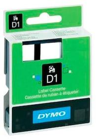 Schriftband D1 schwarz/transparent 19mm/7m Schriftband Dymo 798276700000 Bild Nr. 1