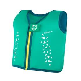 Sea Squad Swim Vest Aide à la flottabilité enfants Speedo 464728900460 Taille M Couleur vert Photo no. 1