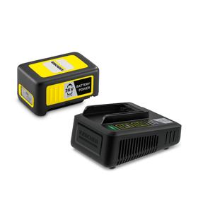 Starter Kit Battery Power 36/25 Batteria di ricambio Kärcher 616897600000 N. figura 1