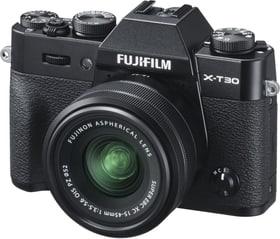 X-T30 Kit XC 15-45mm schwarz Systemkamera Kit FUJIFILM 79344130000019 Bild Nr. 1