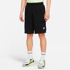 French Terry Cargo Shorts Short Nike 466718400620 Grösse XL Farbe schwarz Bild-Nr. 1
