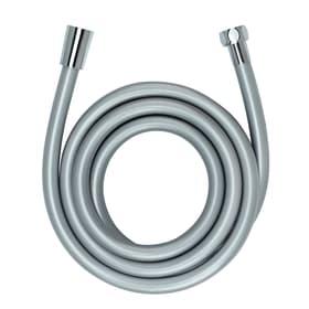 Tuyau de douche design 175 cm argent Flexibles de douche WENKO 674903500000 Photo no. 1